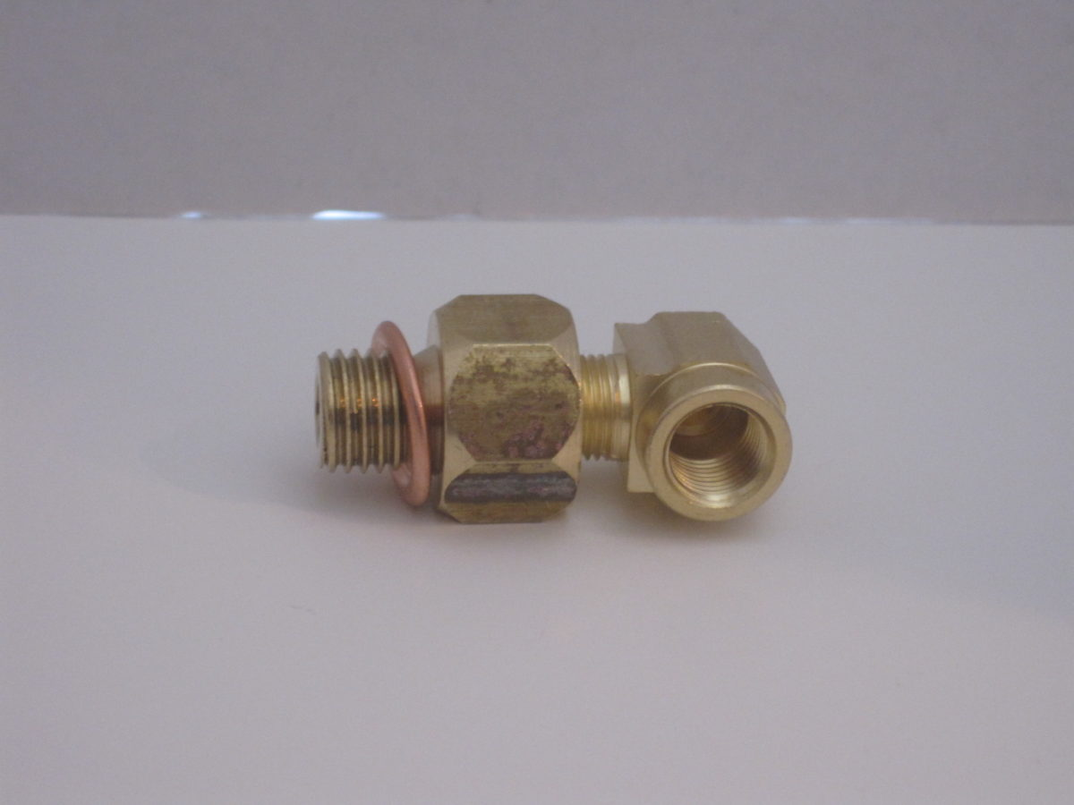 A-MB101 Oil Pressure Adapter