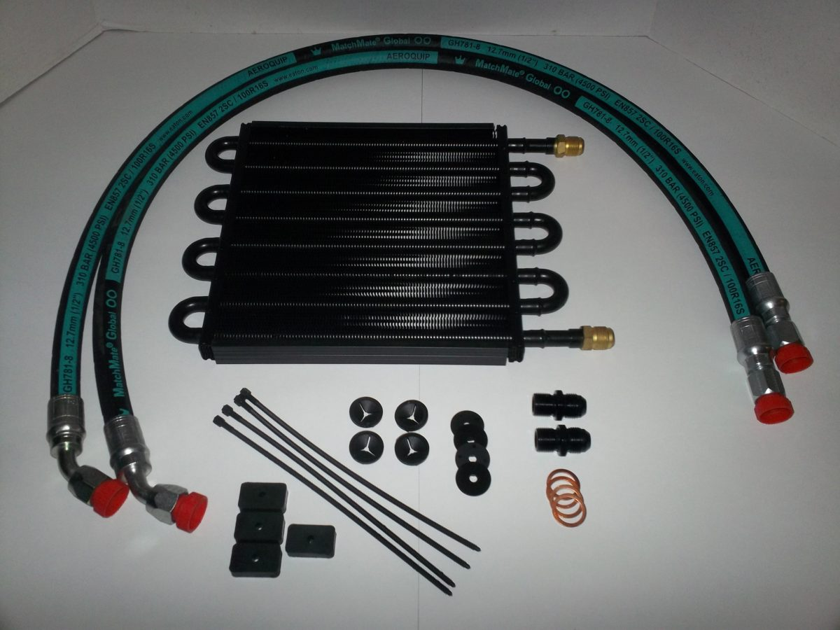 A-MB104 Oil Cooler Kit